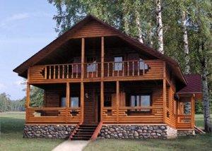 стоимость деревянных домов